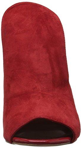 Us Sandal 6 Madden Suede Sinful Red Steve Heeled Women's M xRUIaz