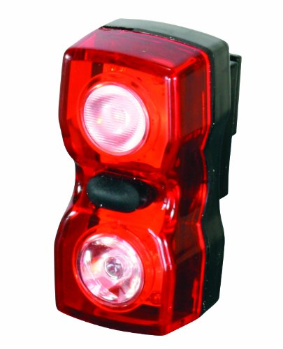 Serfas Twin 1/2 Watt USB Rechargeable Taillight For Sale
