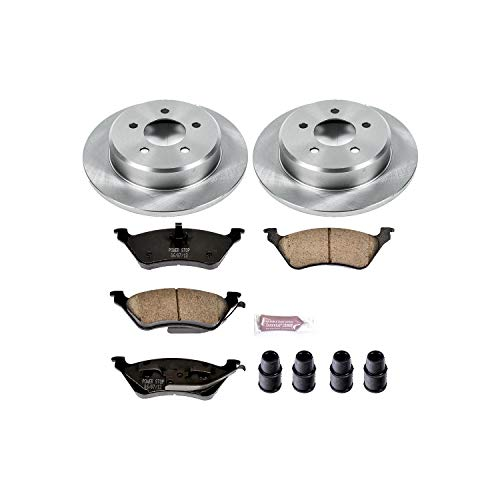 Autospecialty KOE5248 1-Click OE Replacement Brake Kit
