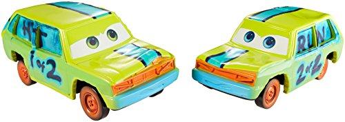 Disney/Pixar Cars Hit & Run Vehicle, 2 Pack (Cast Cars)