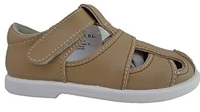 ce7446da6 XIQUETS Sandalia Niño Piel Mod 244-18  Amazon.es  Zapatos y complementos
