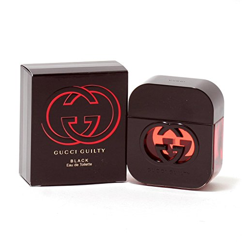 Gucci Guilty Black Ladies- Edt Spray 1.7 - Gucci Black Women For