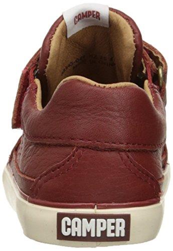 CAMPER Unisex-Kinder Pelotas Persil Kids Low-Top Rot (Medium Red)