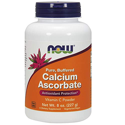 NOW Calcium Ascorbate Powder,8-Ounce