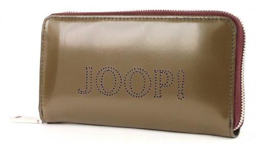 JOOP! Melete Polish Zip Wallet Large Green