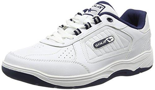 Gola Belmont Wf - Zapatillas de deporte exterior Hombre Blanco (White/navy)