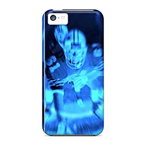 Forever Collectibles Indianapolis Colts Hard Snap-on Iphone 5c Case