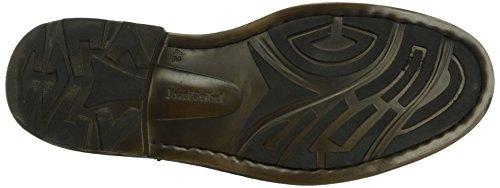 Josef Seibel Jordan 03, Zapatos de Cordones Derby para Hombre Marrón - Braun (Moro/Ocean 275)