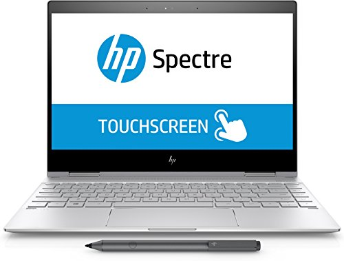 """HP Spectre x360 2-in-1 13.3"""" Touch-Screen Laptop Intel Core i7 16GB Memory 512GB Solid State Drive HP finish in natural silver 13-AE014DX"""