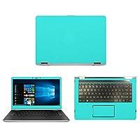 "Mint Green skin decal wrap skin Case for HP ENVY 14M BA011DX BA013DX 14"" Laptop"