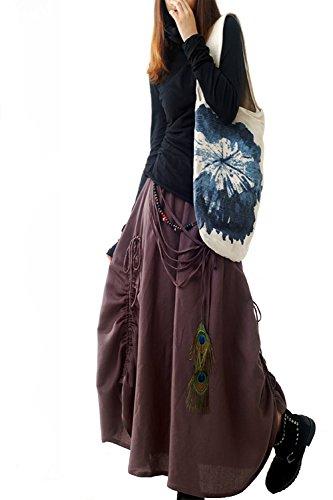 Idea2lifestyle Women's Maxi Skirt
