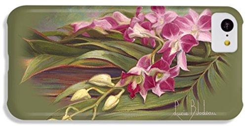 iPhone 5c Slim Case 'Dendrobium Orchids' by Pixels