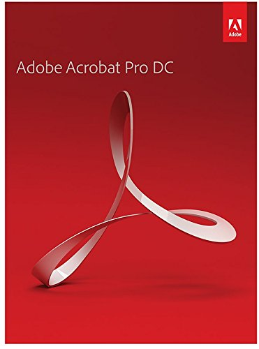 Adobe Acrobat Pro DC -  - Prepaid Membership 12 month