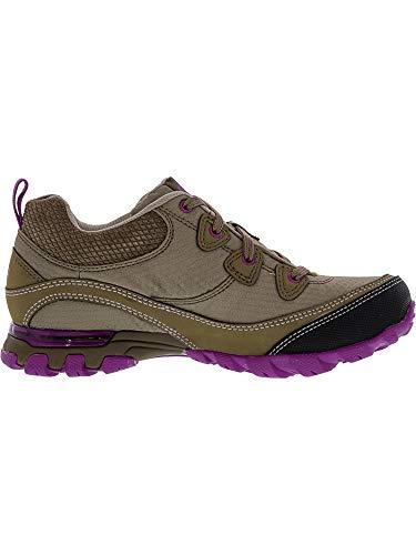 Bark Mujeres Wp Medios Alder Caminar Zapatos Cordon Para Sugarpine Bajos Talla amp; BB67wqPA