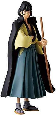 Banpresto Lupin the Third 4.3-Inch Inspector Zenigata Creator x Creator Series Figure