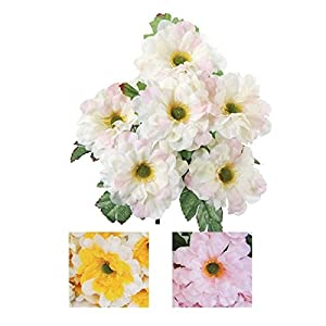 FLOMO Pastel Zinnia Bouquet 22
