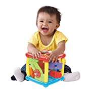 VTech Busy Learners Activity Cube (Frustration Free Packaging)
