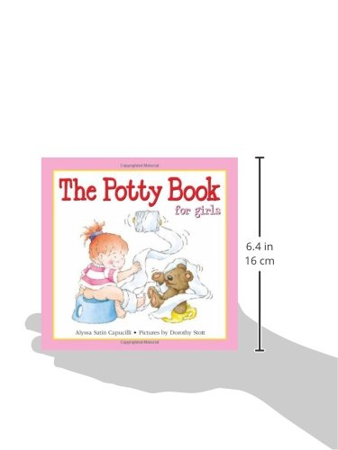 Potty Book for Girls, The