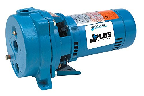 Goulds J5 Convertible Jet, Deep Well Pump - 115v/230v - 1/2 - Shallow Jet Well Goulds Pump