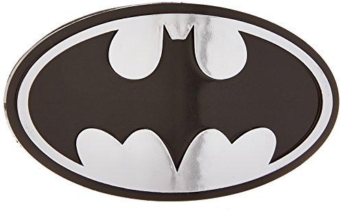 chrome batman emblem - 3