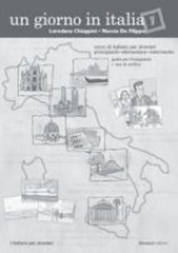 Download Un giorno in Italia: Guida per l'insegnante 1 + test di verifica PDF
