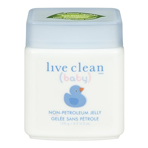 Live Clean Baby Non-Petroleum Jelly, 4.2 oz