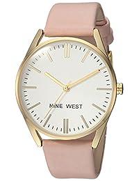 Nine West NW1994WTPK Reloj de Diseñador para Mujer