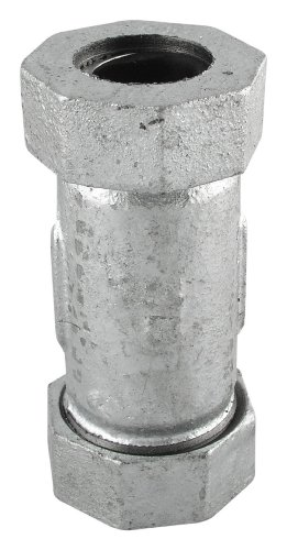 LDR 311 CCL-2 Galvanized Compression Coupling, 2-Inch