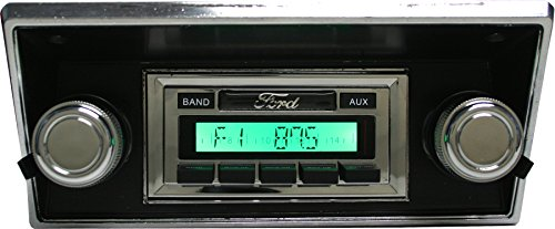 1968-1972 Ford Pickup Truck Custom Autosound USA-230 AM/FM Stereo Radio 200 watts 1970 Ford Pickup