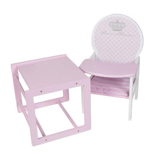 Knorrtoys 85330 - Maja Princess high chair