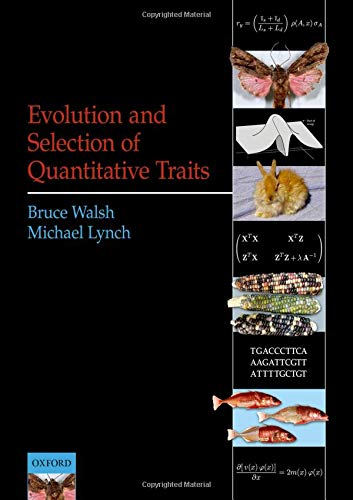 evolution and selection of quantitative traits buyer's guide