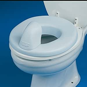 Amazon Com Nrs Healthcare Padded Toilet Seat And Ring