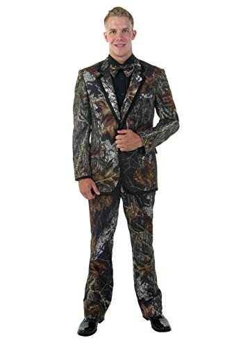 Fun Costumes Mossy Oak New Break-Up Alpine Formal Tuxedo