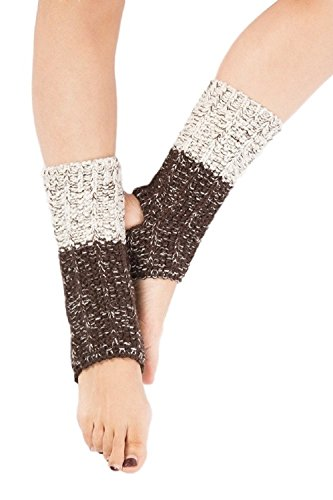 [Ree&Mee] ヨガ ソックス レッグウォーマー 冷房対策 冷え取り 防寒 ジム フィットネス 靴下 スポーツ ソックス