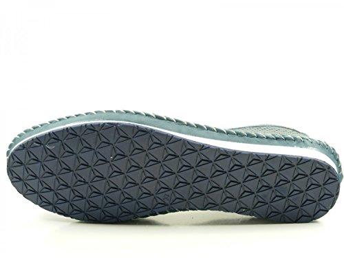 Andrea Conti 0021534 Damen Slipper Blau