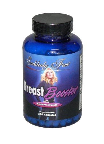 Soudain Fem sein Booster féminisation Pilules pour Travesti - transgenre - 200 Capsules