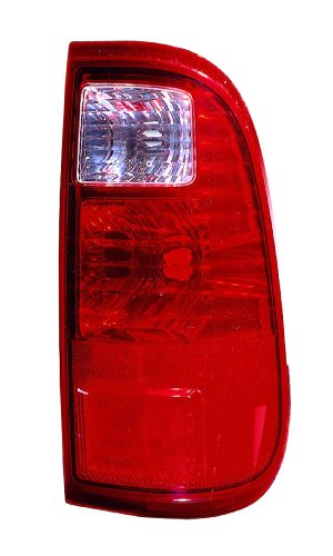 Depo 330-1936R-UF Ford Super Duty Pick-Up Truck Passenger Side Tail Light Unit