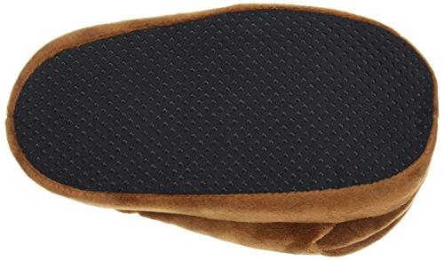 Emoticonworld SK20-031, Zapatillas Para Niños, Marrón, 29 EU