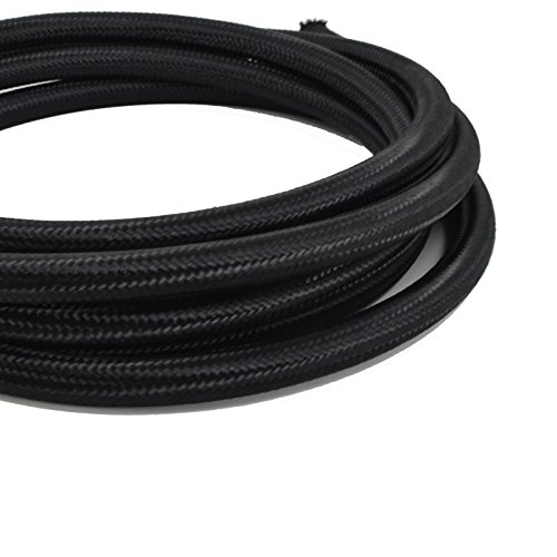 Kraken Automotive - 10AN Nylon Braided Hose for Fuel, Oil, Coolant and Air (10 Feet)