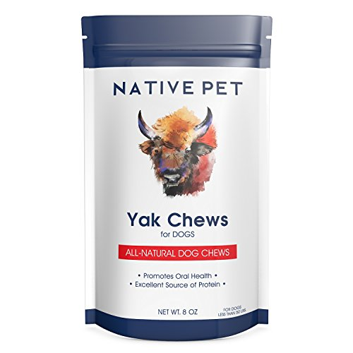 Yak Chews Dogs Native Pet product image