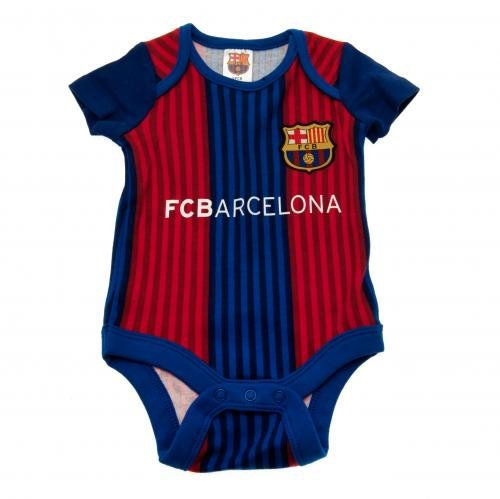 outlet store 6761c f85b5 FC BARCELONA BABY KIT 2 PACK BODY SUIT BABY T-SHIRT HOME ...