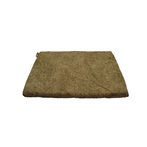 (Muttluks Eco-Friendly Dog Bed Mat, 18 by 24-Inch, Bronze)