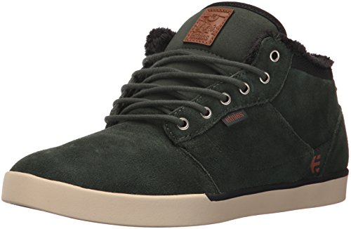 Black JEFFERSON Etnies Nero Solaria Grigio Publications MID Sneaker Red Grey uomo E0wqFwx