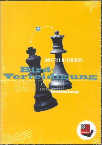 Bird Verteidigung: ChessBase Schach-Eröffnungstraining auf CD-ROM