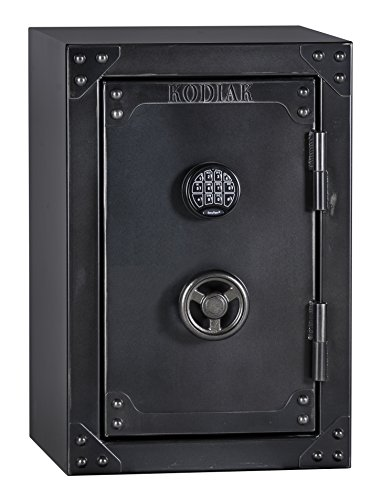 Kodiak KSB3020E Personal Safe, Home and Office Gun Safe, 215 lbs, 60 Minute Fire, Protection and Electronic Lock