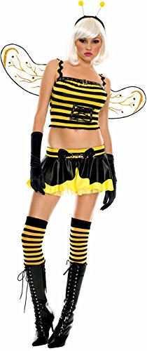 Bee 5 Piece Costume - 7