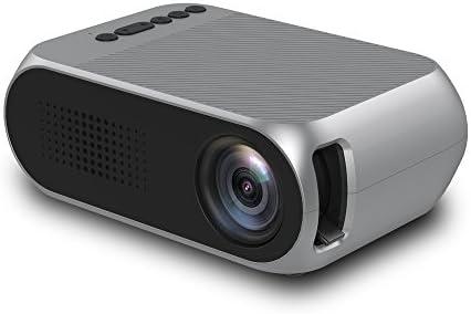 ZXYWW Mini proyector, proyector portátil El proyector de Video es ...