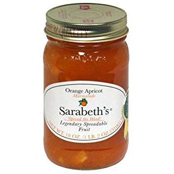 (Sarabeth's Marmalade-Orange Apricot-18 oz, Pack of 6)