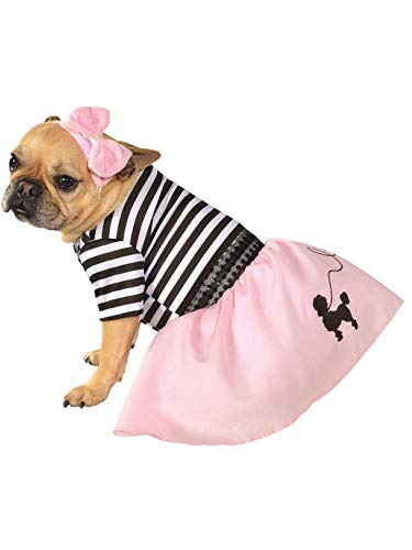 Rubie's 50s Girl Pet Costume, Small