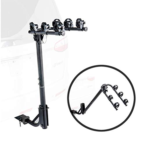 folding bicycle rack - 5